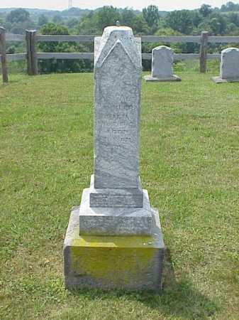 AMBLER, ISAAC - Belmont County, Ohio | ISAAC AMBLER - Ohio Gravestone Photos