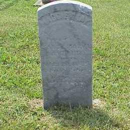 AMBLER, MAGGIE - Belmont County, Ohio   MAGGIE AMBLER - Ohio Gravestone Photos