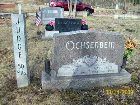 OCHSENBEIN, PAUL - Belmont County, Ohio | PAUL OCHSENBEIN - Ohio Gravestone Photos