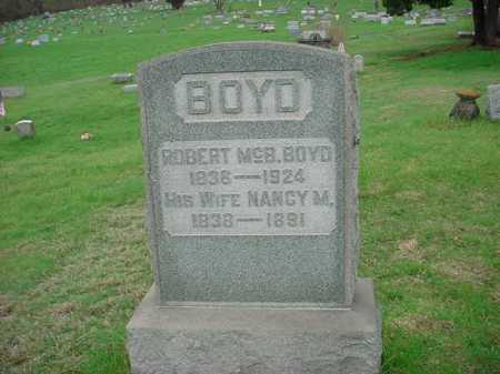 BOYD, ROBERT - Belmont County, Ohio | ROBERT BOYD - Ohio Gravestone Photos
