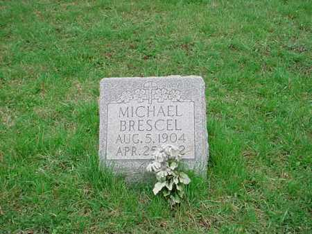 BRESCEL, MICHAEL - Belmont County, Ohio | MICHAEL BRESCEL - Ohio Gravestone Photos