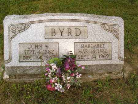 BYRD, MARGARET - Belmont County, Ohio | MARGARET BYRD - Ohio Gravestone Photos