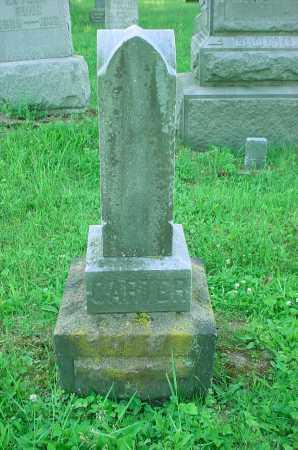 CARTER, UNKNOWN - Belmont County, Ohio | UNKNOWN CARTER - Ohio Gravestone Photos