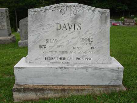 DAVIS, LINNIE - Belmont County, Ohio | LINNIE DAVIS - Ohio Gravestone Photos
