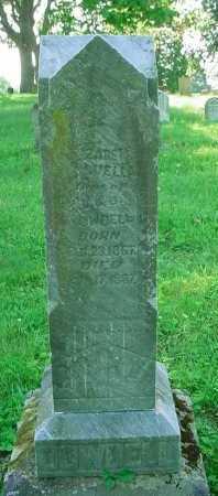 DOWDELL, UNKNOWN - Belmont County, Ohio | UNKNOWN DOWDELL - Ohio Gravestone Photos
