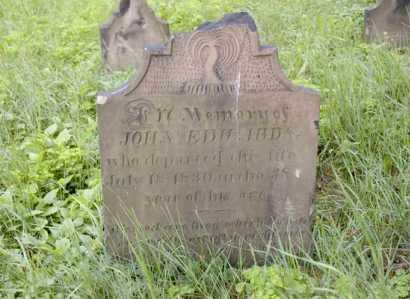 EDWARDS, JOHN - Belmont County, Ohio   JOHN EDWARDS - Ohio Gravestone Photos