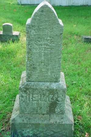 FIELDS, FATHER & MOTHER - Belmont County, Ohio | FATHER & MOTHER FIELDS - Ohio Gravestone Photos