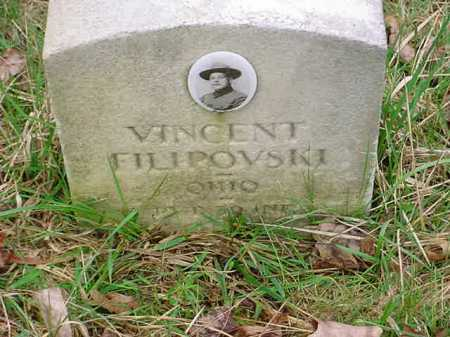 FILIPOVSKI, VINCENT - Belmont County, Ohio | VINCENT FILIPOVSKI - Ohio Gravestone Photos