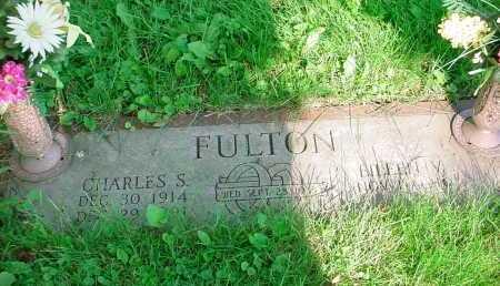 FULTON, EILEEN V - Belmont County, Ohio   EILEEN V FULTON - Ohio Gravestone Photos