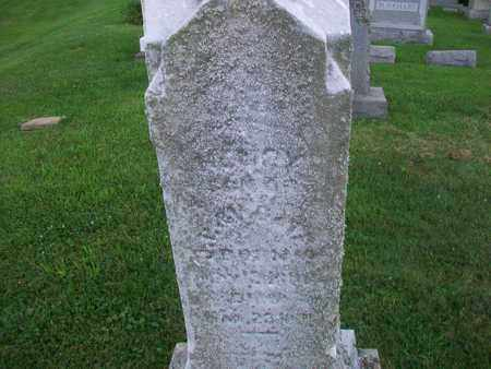 GATES, HENRY - Belmont County, Ohio | HENRY GATES - Ohio Gravestone Photos