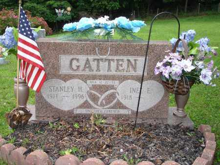 GATTEN, STANLEY H. - Belmont County, Ohio | STANLEY H. GATTEN - Ohio Gravestone Photos
