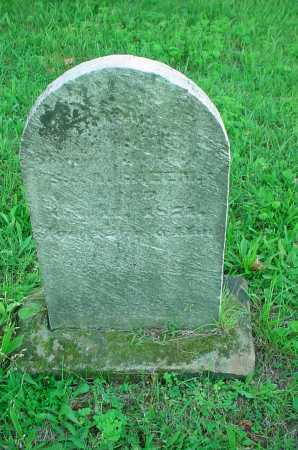GREEN, UNKNOWN - Belmont County, Ohio   UNKNOWN GREEN - Ohio Gravestone Photos