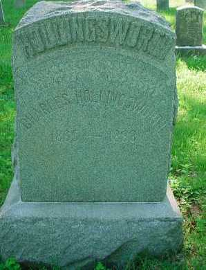 HOLLINGSWORTH, CHARLES - Belmont County, Ohio | CHARLES HOLLINGSWORTH - Ohio Gravestone Photos