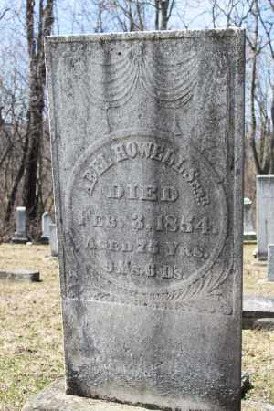 HOWELL SR., ABEL - Belmont County, Ohio | ABEL HOWELL SR. - Ohio Gravestone Photos