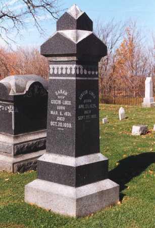 LINGO, SARAH - Belmont County, Ohio | SARAH LINGO - Ohio Gravestone Photos