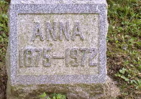 MASSER, ANNA MARIA - Belmont County, Ohio | ANNA MARIA MASSER - Ohio Gravestone Photos