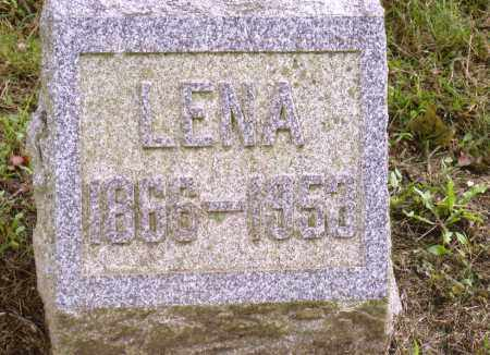 MASSER, MAGDALINA (LENA) - Belmont County, Ohio   MAGDALINA (LENA) MASSER - Ohio Gravestone Photos
