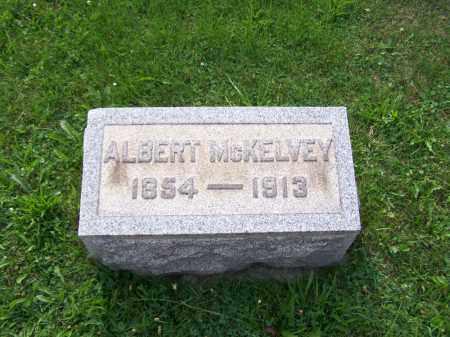MCKELVEY, ALBERT - Belmont County, Ohio | ALBERT MCKELVEY - Ohio Gravestone Photos