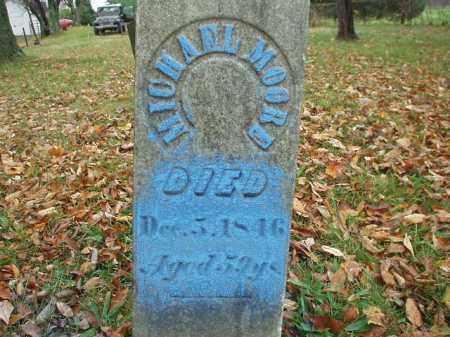MOORE, MICHAEL - Belmont County, Ohio | MICHAEL MOORE - Ohio Gravestone Photos