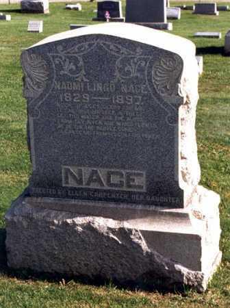 NACE, NAOMI LINGO - Belmont County, Ohio | NAOMI LINGO NACE - Ohio Gravestone Photos