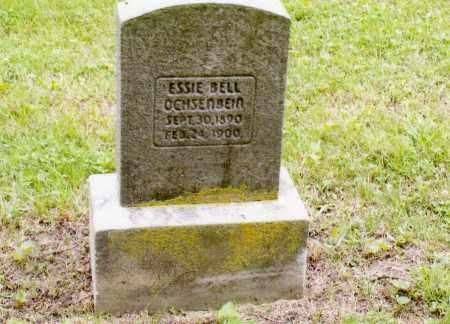 OCHSENBEIN, ESSIE BELL - Belmont County, Ohio | ESSIE BELL OCHSENBEIN - Ohio Gravestone Photos