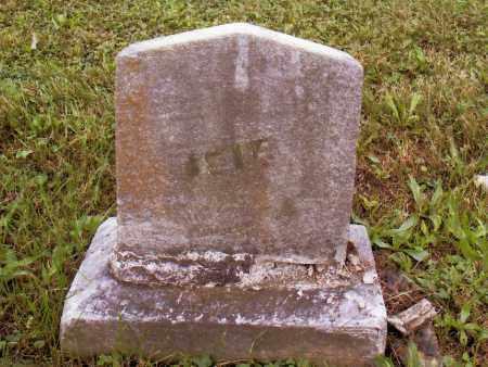 OCHSENBEIN, ICIE KATHERINE - Belmont County, Ohio   ICIE KATHERINE OCHSENBEIN - Ohio Gravestone Photos