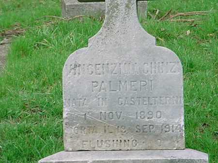 PALMEPI, WNCENZIMACHEIZ - Belmont County, Ohio   WNCENZIMACHEIZ PALMEPI - Ohio Gravestone Photos