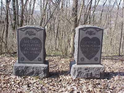 PETRAN, JOSEPHINE - Belmont County, Ohio | JOSEPHINE PETRAN - Ohio Gravestone Photos