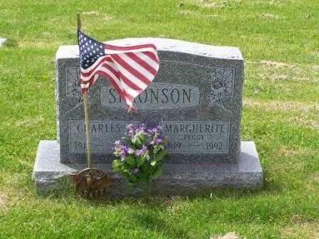 HATCHER SIMONSON, MARGUERITE - Belmont County, Ohio | MARGUERITE HATCHER SIMONSON - Ohio Gravestone Photos