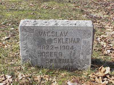 SKLENAR, VACSLAV - Belmont County, Ohio | VACSLAV SKLENAR - Ohio Gravestone Photos