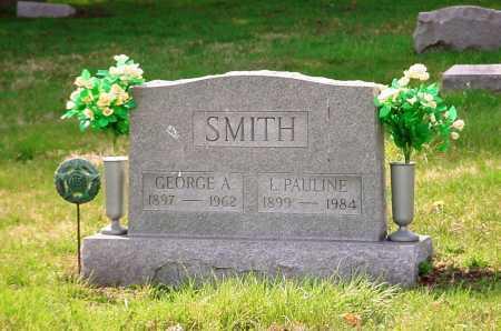 SMITH, L. PAULINE - Belmont County, Ohio   L. PAULINE SMITH - Ohio Gravestone Photos