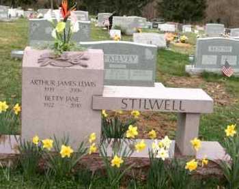 HUNT STILWELL, BETTY JANE - Belmont County, Ohio | BETTY JANE HUNT STILWELL - Ohio Gravestone Photos