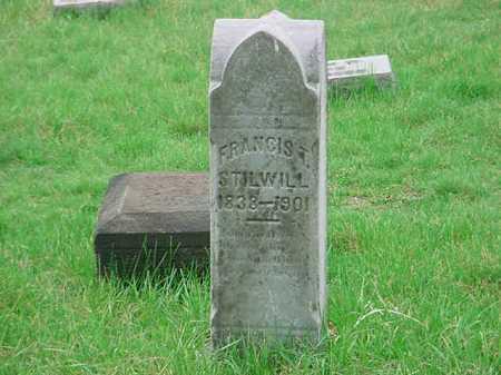 STILWILL, FRANCIS T. - Belmont County, Ohio | FRANCIS T. STILWILL - Ohio Gravestone Photos