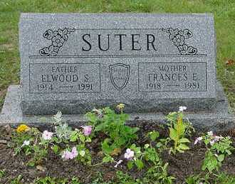 HEATH SUTER, FRANCES E. - Belmont County, Ohio | FRANCES E. HEATH SUTER - Ohio Gravestone Photos