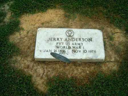 ANDERSON, JERRY - Brown County, Ohio   JERRY ANDERSON - Ohio Gravestone Photos