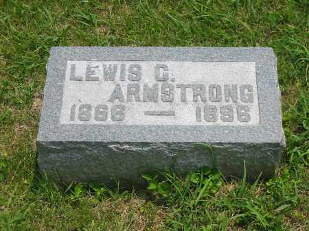 ARMSTRONG, LEWIS C - Brown County, Ohio   LEWIS C ARMSTRONG - Ohio Gravestone Photos