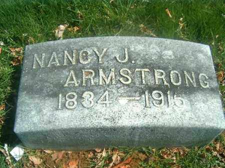 ARMSTRONG, NANCY  J - Brown County, Ohio | NANCY  J ARMSTRONG - Ohio Gravestone Photos