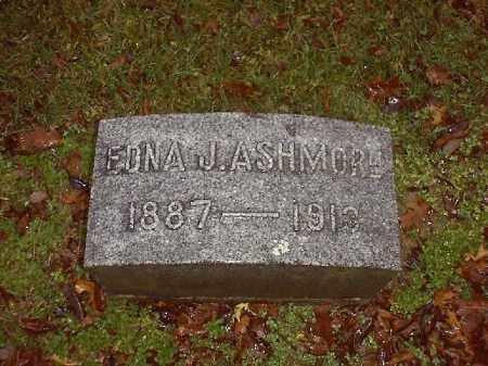 ASHMORE, EDNA  J - Brown County, Ohio | EDNA  J ASHMORE - Ohio Gravestone Photos