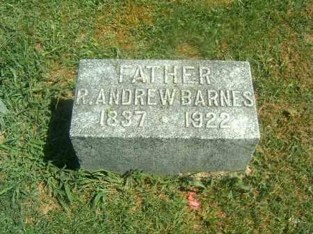 BARNES, R  ANDREW - Brown County, Ohio | R  ANDREW BARNES - Ohio Gravestone Photos