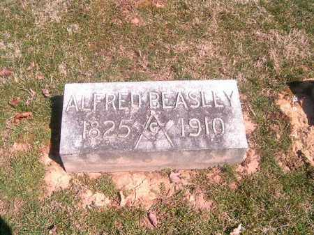 BEASLEY, ALFRED - Brown County, Ohio   ALFRED BEASLEY - Ohio Gravestone Photos