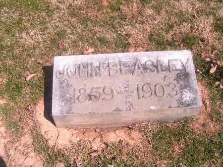 BEASLEY, JOHN - Brown County, Ohio | JOHN BEASLEY - Ohio Gravestone Photos