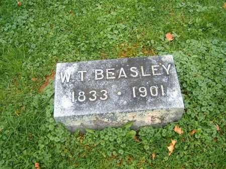 BEASLEY, W  T - Brown County, Ohio | W  T BEASLEY - Ohio Gravestone Photos
