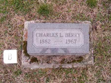 BERRY, CHARLES  L - Brown County, Ohio | CHARLES  L BERRY - Ohio Gravestone Photos