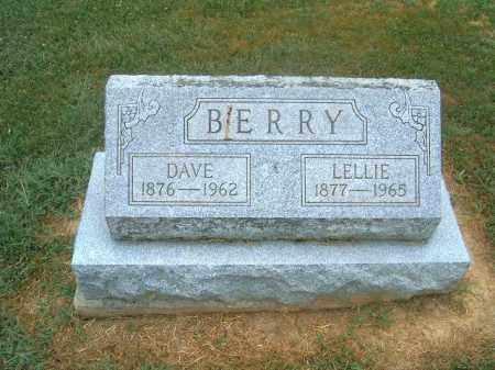BERRY, LELLIE - Brown County, Ohio | LELLIE BERRY - Ohio Gravestone Photos