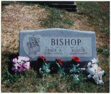 BISHOP, GRACE A. - Brown County, Ohio | GRACE A. BISHOP - Ohio Gravestone Photos