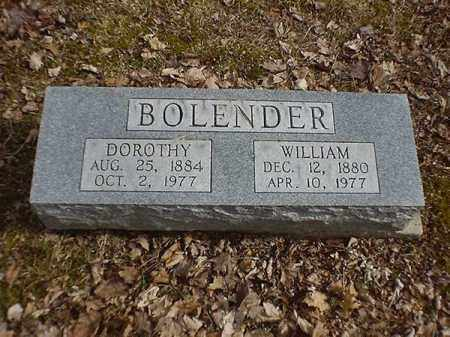 BOLENDER, DOROTHY - Brown County, Ohio   DOROTHY BOLENDER - Ohio Gravestone Photos