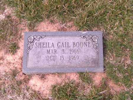 BOONE, SHELIA GAIL - Brown County, Ohio   SHELIA GAIL BOONE - Ohio Gravestone Photos