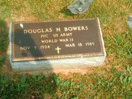BOWERS, DOUGLAS  H - Brown County, Ohio   DOUGLAS  H BOWERS - Ohio Gravestone Photos