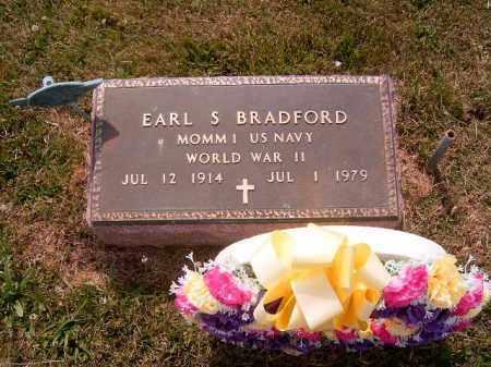 BRADORD, EARL   S - Brown County, Ohio | EARL   S BRADORD - Ohio Gravestone Photos
