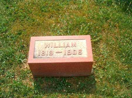 BRADY, WILLIAM - Brown County, Ohio | WILLIAM BRADY - Ohio Gravestone Photos